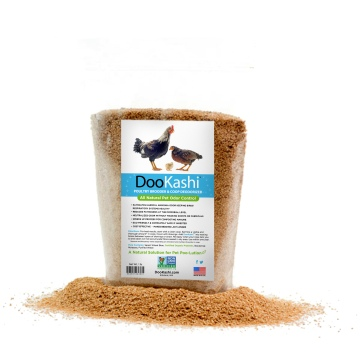 DooKashi ™ - A Natural Solution To Pet Poo-Lution